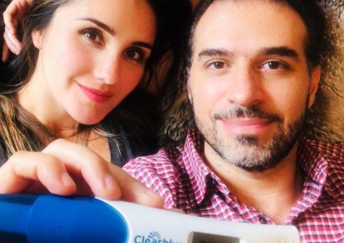 Dulce María e Paco Álvarez se casaram em 2019