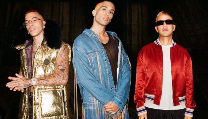 Dorado é o novo single do Mahmood