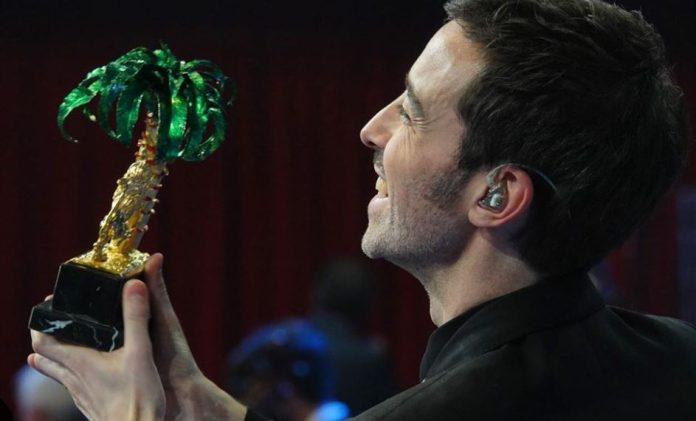 Diodato venceu o último Festival de Sanremo