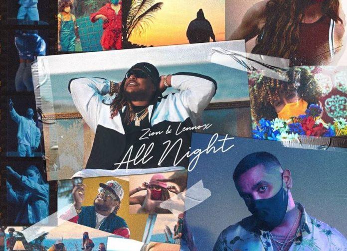 All Night é o novo single de Zion y Lennox
