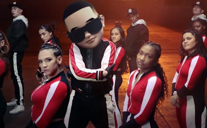 Daddy Yankee hitou no single Con Calma em 2019