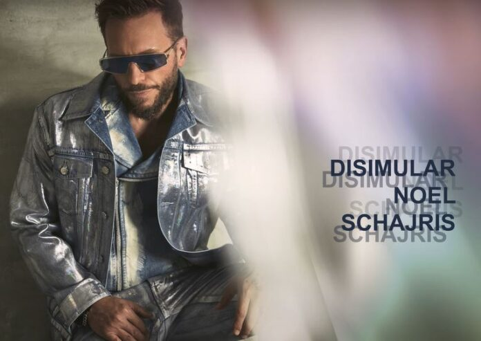 Disimular é o novo single do Noel Schajris