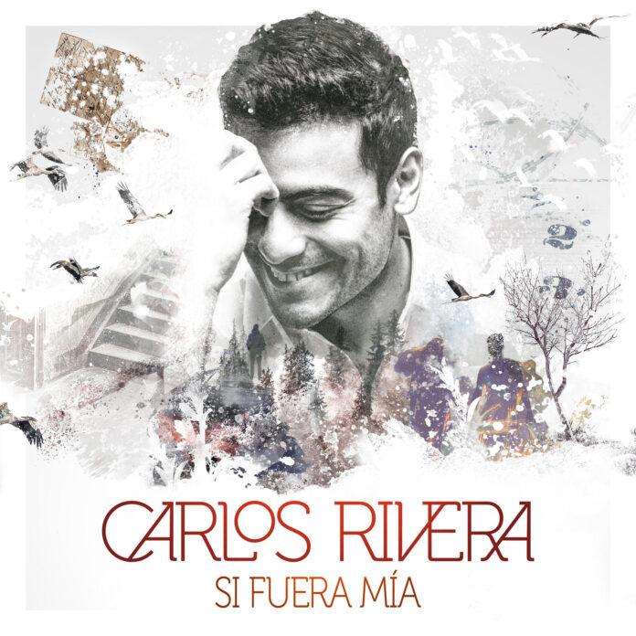 Si Fuera Mía é o novo EP de Carlos Rivera