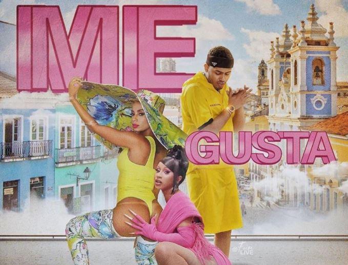Me Gusta é o novo single da Anitta