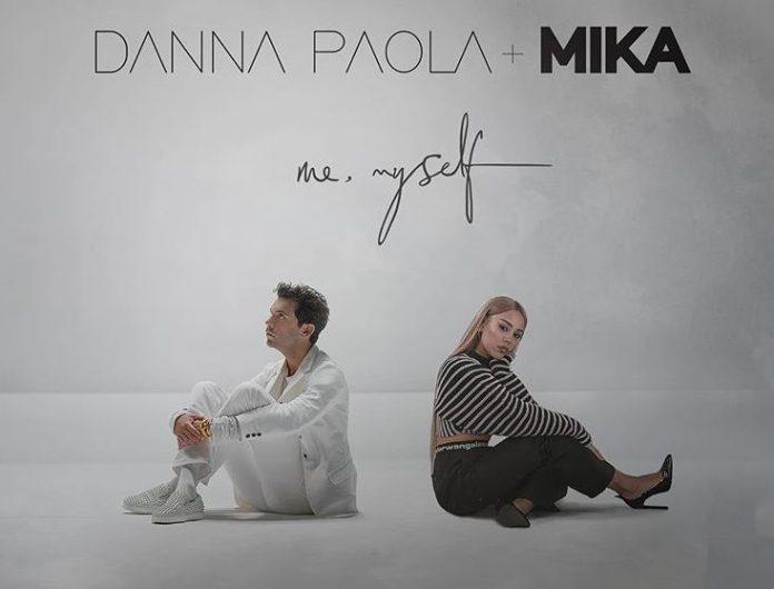Me Myself é a parceria de Danna Paola e MIka