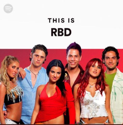 Foto de divulgação / RBD