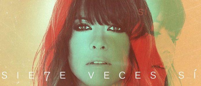 Vanesa Martín mostra a capa do novo disco