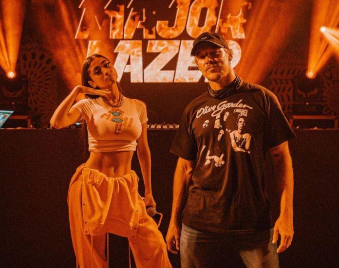 Paloma Mami estará em álbum do Major Lazer