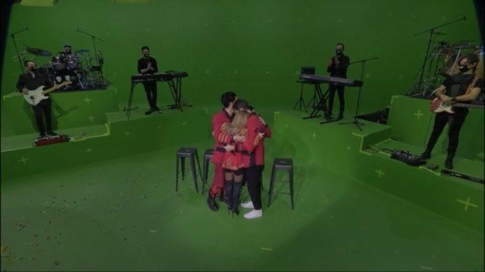RBD fez live após 12 anos do fim do grupo