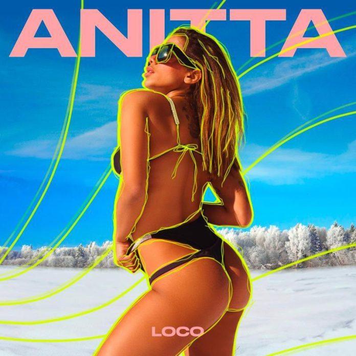 Loco é o novo single da Anitta