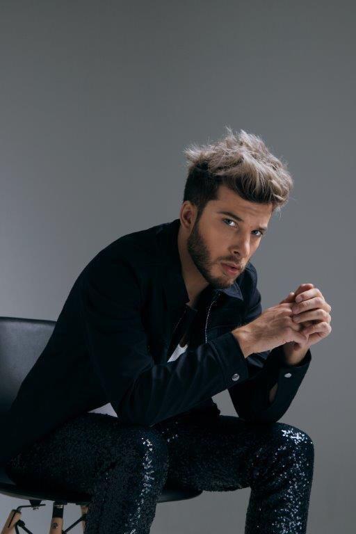 Blas Cantó vai representar a Espanha no Eurovision