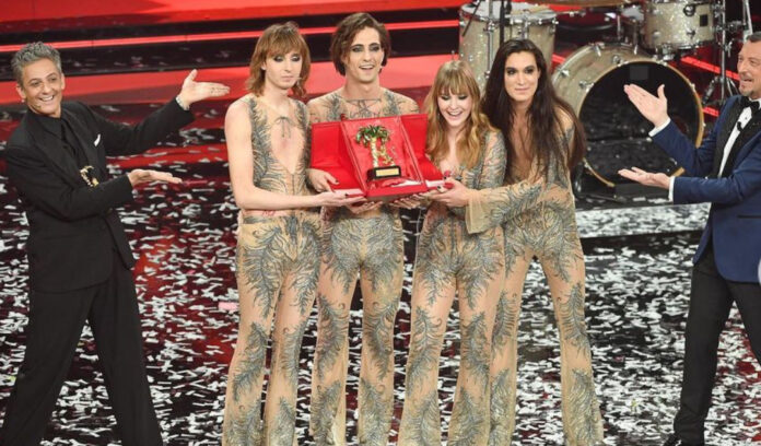 Maneskin surgiu no X Factor Italia