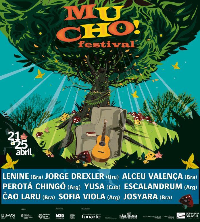 Festival Mucho retorna online e gratuito