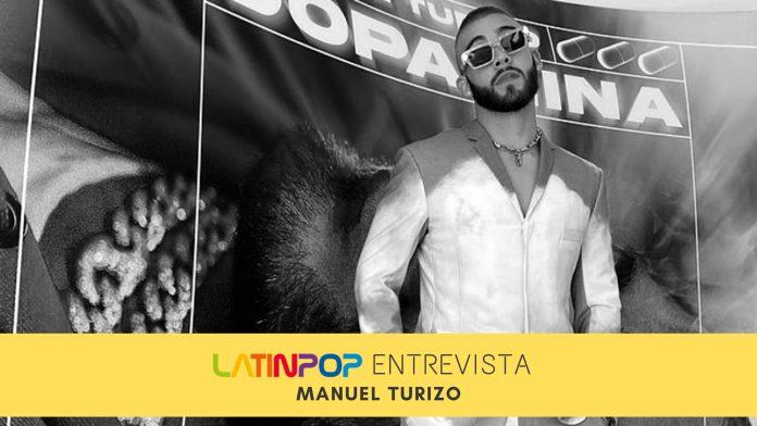 Manuel Turizo fala sobre Dopamina