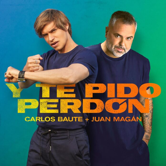 Y Te Pido Perdón é o novo single do Carlos Baute