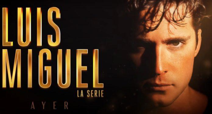 Diego Boneta vive Luis Miguel em série