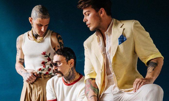 Cabriolet Panorama é o novo single do The Kolors