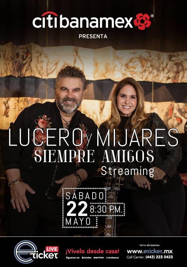 Lucero e Manuel Mijares se encontrarão após 10 anos do divórcio