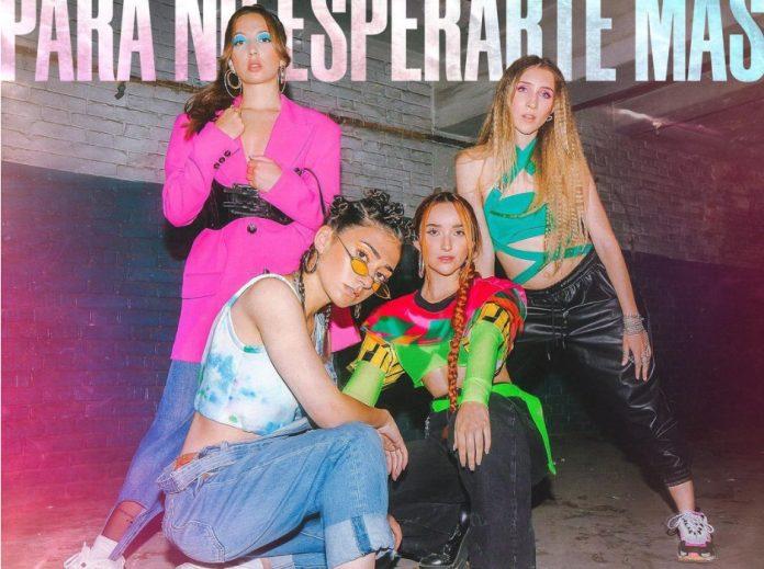Para No Esperarte Más é o novo single do Ventino