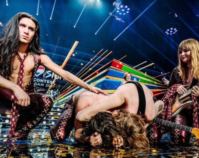 Itália vence o Eurovision 2021