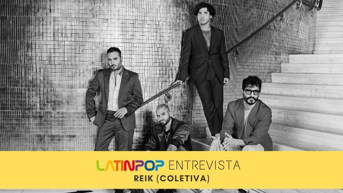 Reik estreou parceria com Maluma