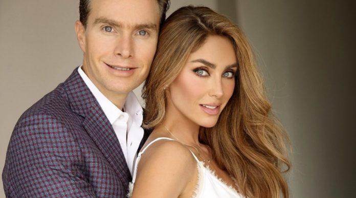 Anahi e Manuel Velasco são casados desde 2015